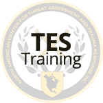 TES training for traumatic event systems
